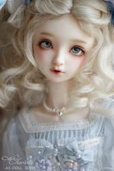 Flower girl by Angell-studio