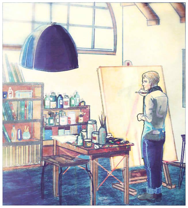 Avenger Art studio (AAS) by KanalenSE