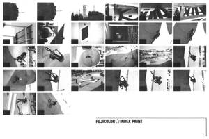 First Black and White Film by neeth1um