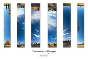 Panoramic Skyscapes by neeth1um