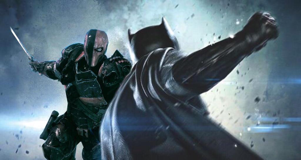 Deathstroke Vs Batman Wallpaper Main