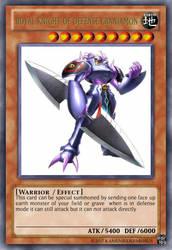 royal knight of defense  craniamon by kamenridermebius