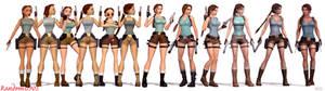 Classic Lara - Evolution
