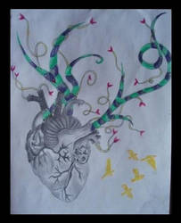When love blooms