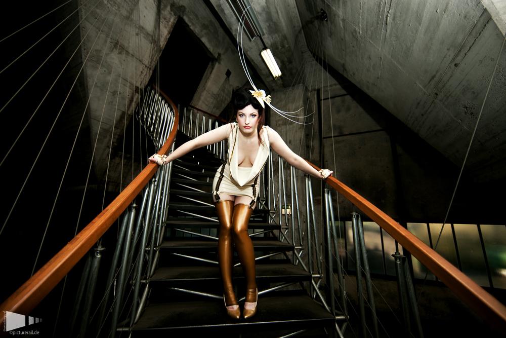 stairway by bommi