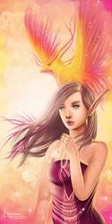 Rise of Ayla by PetraImboden