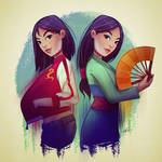 Disney Princess - Mulan