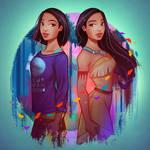 Disney Princess - Pocahontas