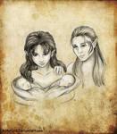 Zevran Yllwenn and the Twins