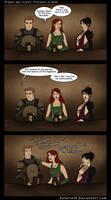 Dragon age Origins Everyone is dead by Aztarieth