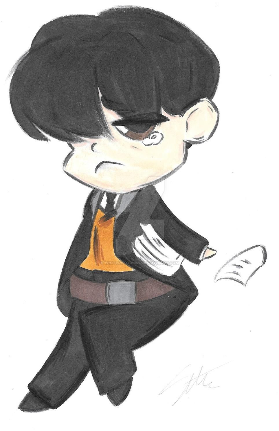 Little Credence by winterStorm42