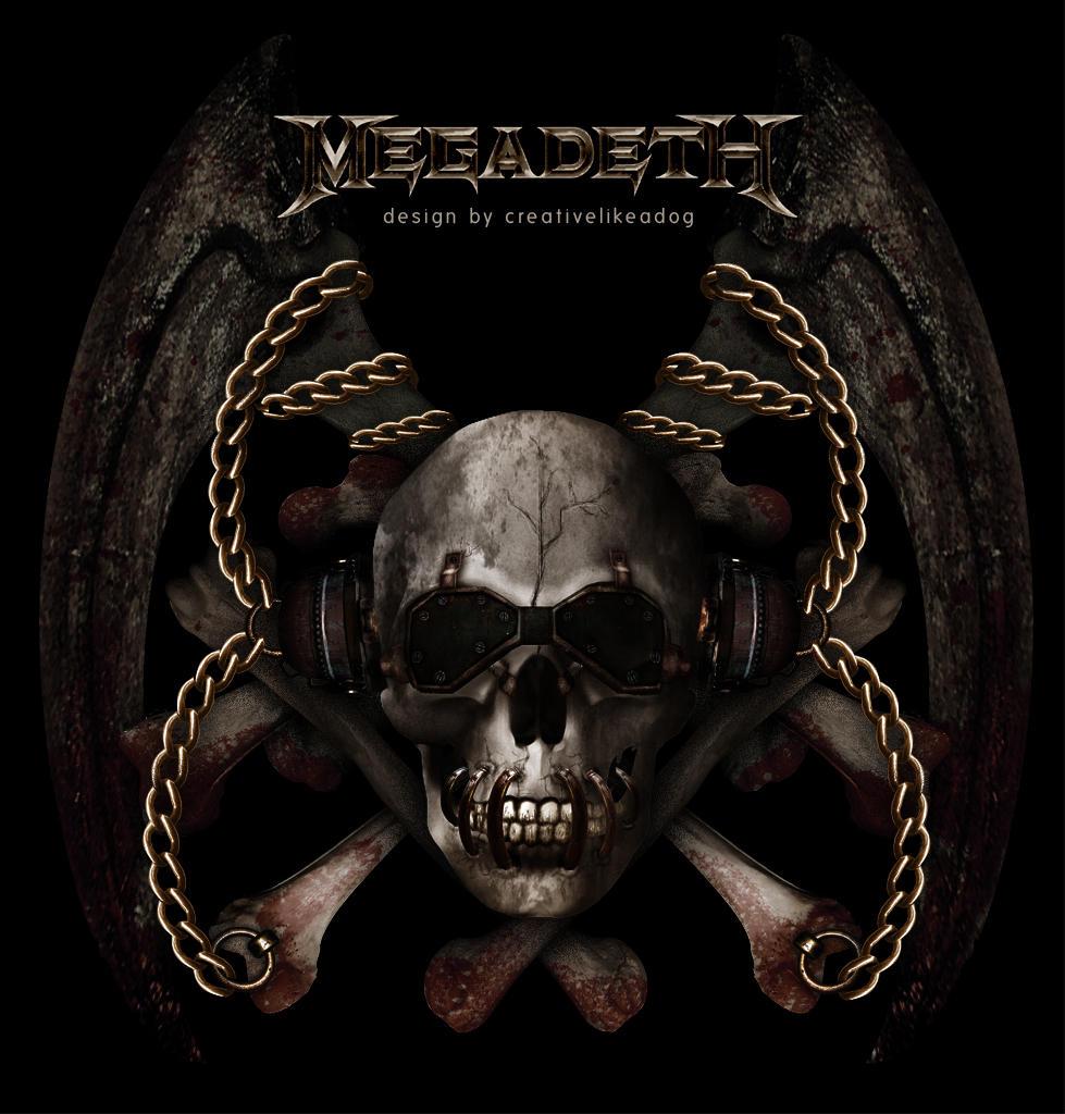 Megadeth Vic RattleHea...