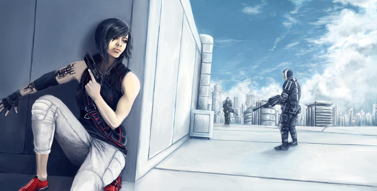 Mirrors Edge Favourites By ScarletNeko On DeviantArt