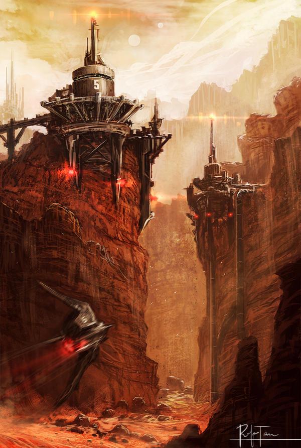 Sector 5 by RobinTran