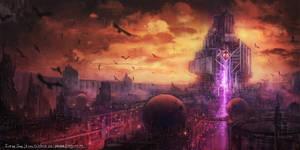 Final Fantasy VII - Shinra by RobinTran