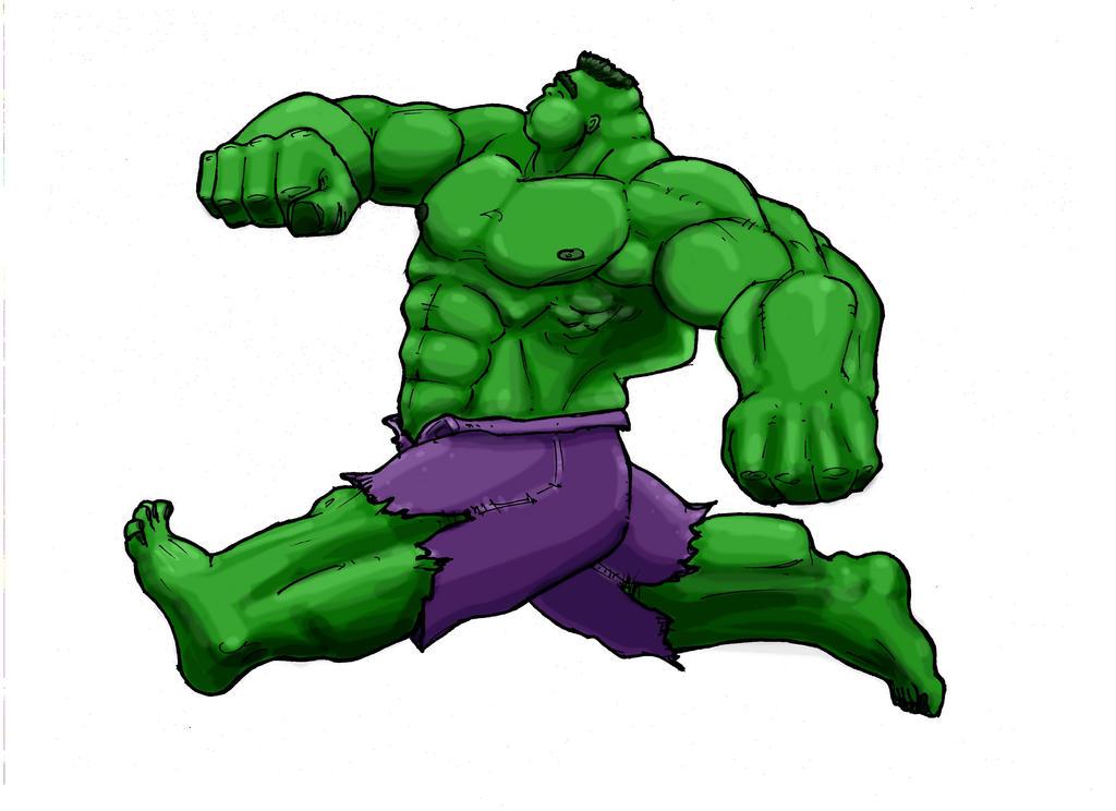 Hulk Racer by MarkDobson