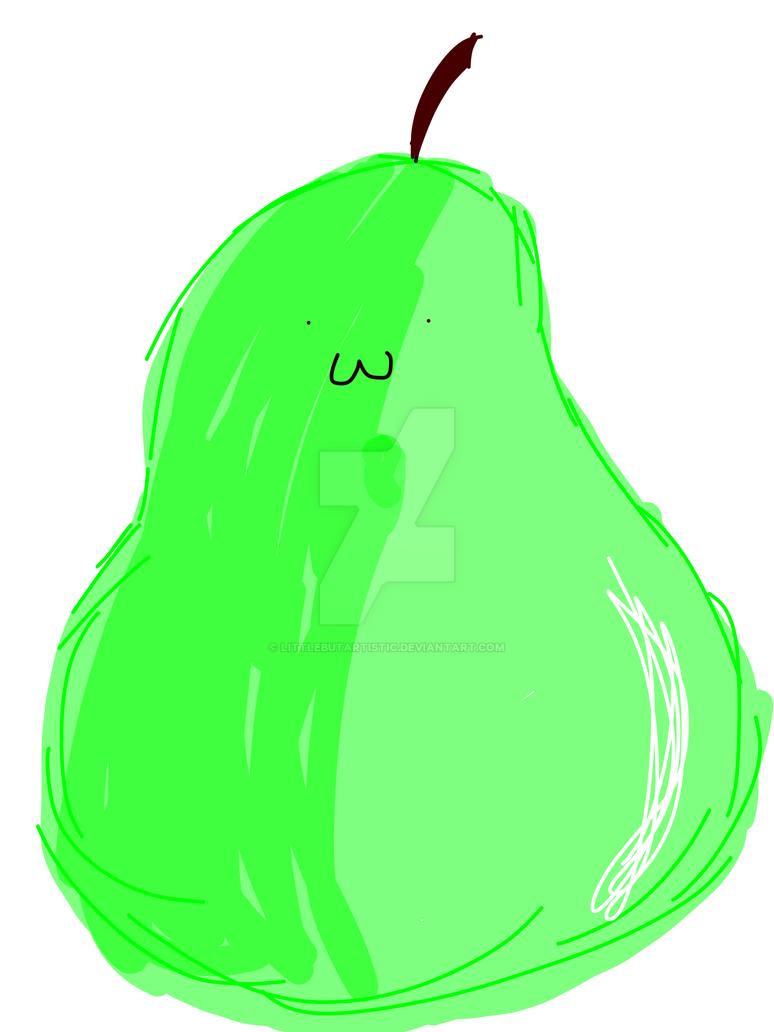 Pear Pear Pear Pear Pear Pear Pear Pear Pear Pear by Littlebutartistic