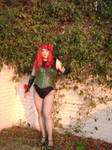 Poison Ivy Green On The Wall 2 by doctorderanged
