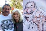 Caricature Couple 4