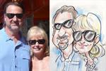 Caricature Couple 9