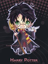 Harry Potter by StarMasayume