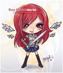 Erza Scarlet by StarMasayume