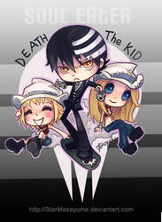 Death the Kid by StarMasayume