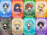 Sailor Senshi Chibis
