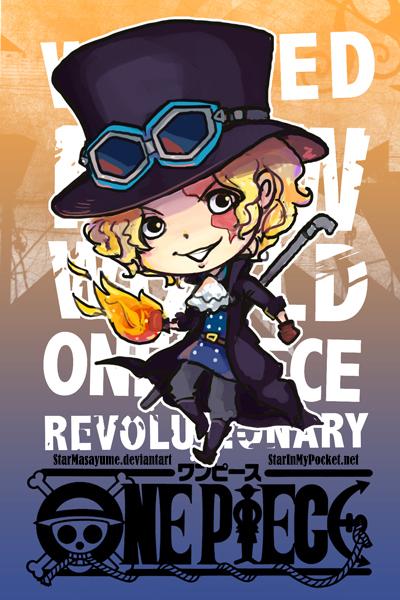 Sabo One Piece by StarMasayume