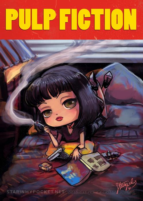 Pulp Fiction by StarMasayume