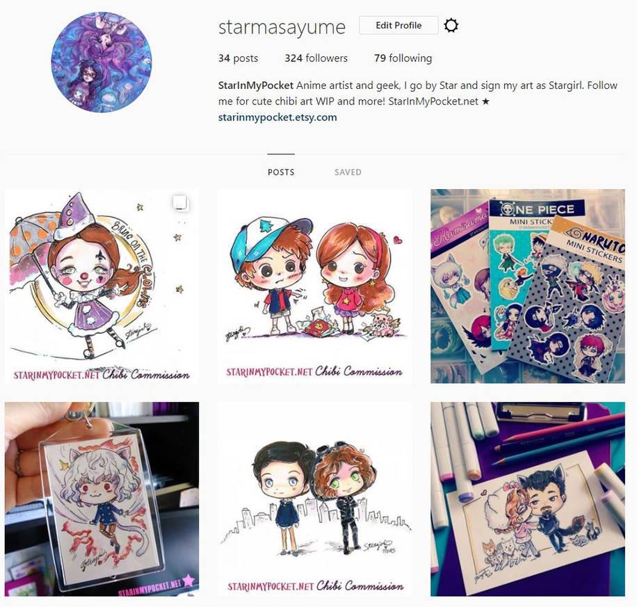 InstagramCapture by StarMasayume