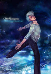 Victor on Ice by StarMasayume