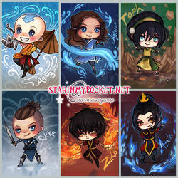 Avatar Chibi Revise!