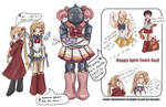 Sailor Alchemists... ? by StarMasayume
