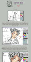 Coloring Tutorial by StarMasayume