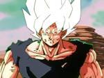Classic Super Saiyan White Black Goku