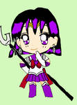 Chibi Super Sailor Saturn by PhantomThief7