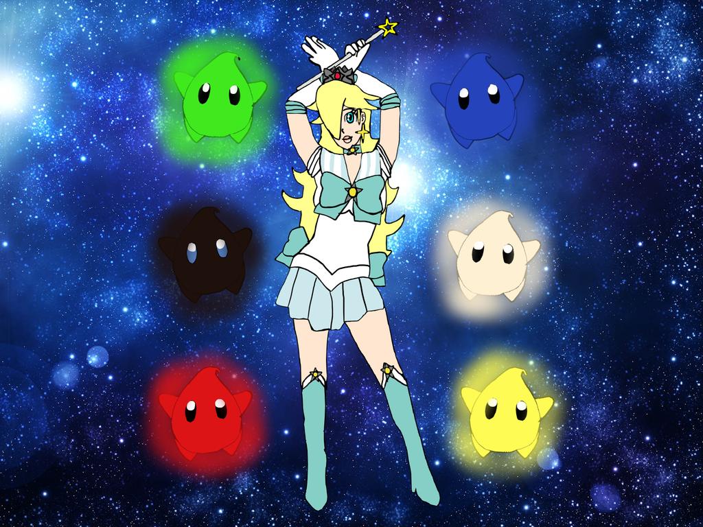 Sailor Rosalina by Trevor911