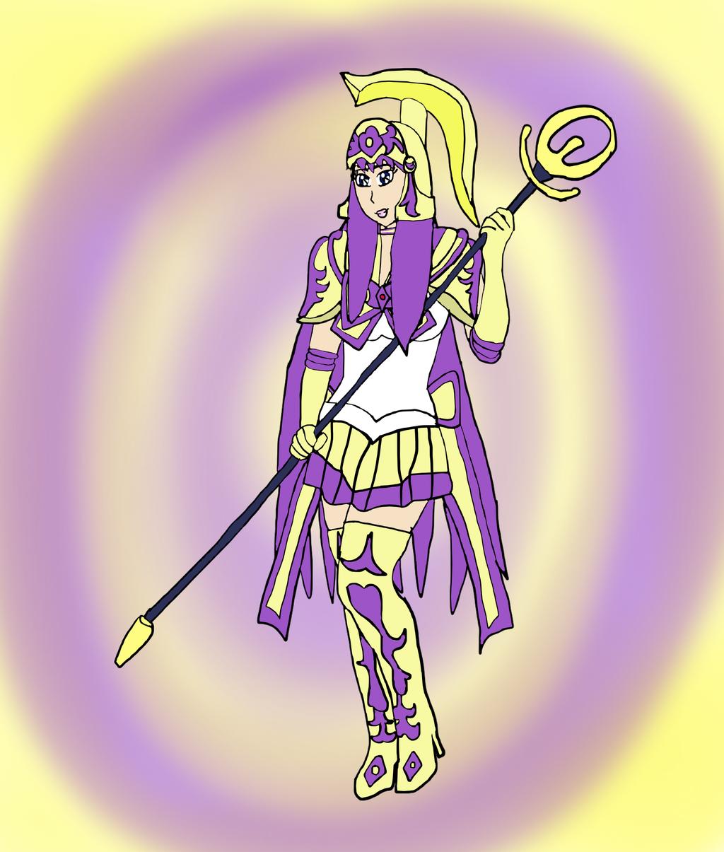 Sailor Athena by Trevor911