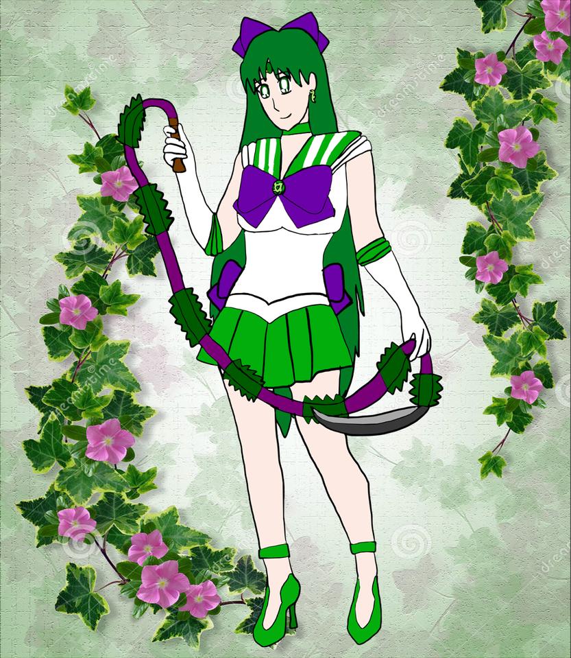 Sailor Ivy (Redux) by LeoStar0012