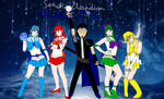 Senshi Guardian Masked Lion -Cover- by PhantomThief7