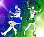 Senshi Geniuses  by PhantomThief7