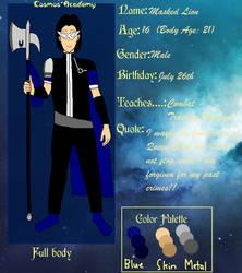 Cosmos Academy ID by PhantomThief7