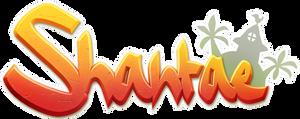 Shantae logo by PhantomThief7