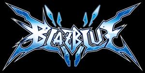 BlazBlue Logo by PhantomThief7