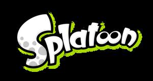 Logo-Splatoon Wii U English by PhantomThief7