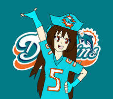 May -Miami Dolphins- by PhantomThief7