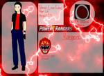 My Power Rangers OC -Profile- by PhantomThief7
