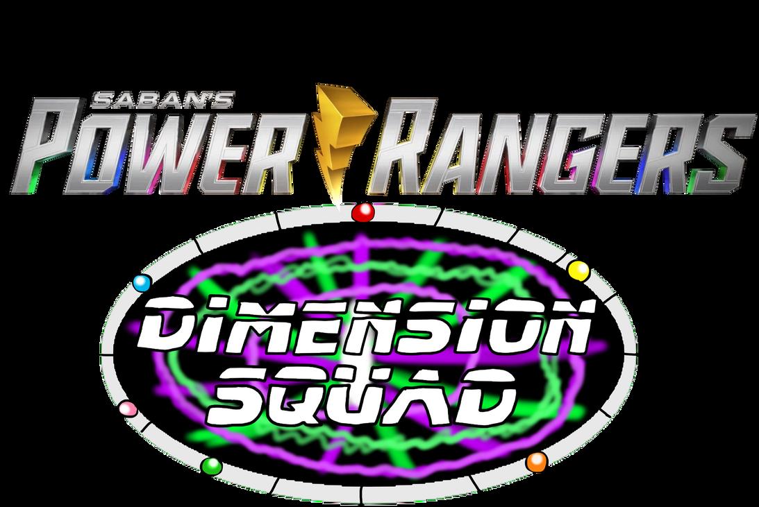 Power Rangers Dimension Squad -logo-