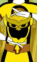 Yellow Spirit of the Owl